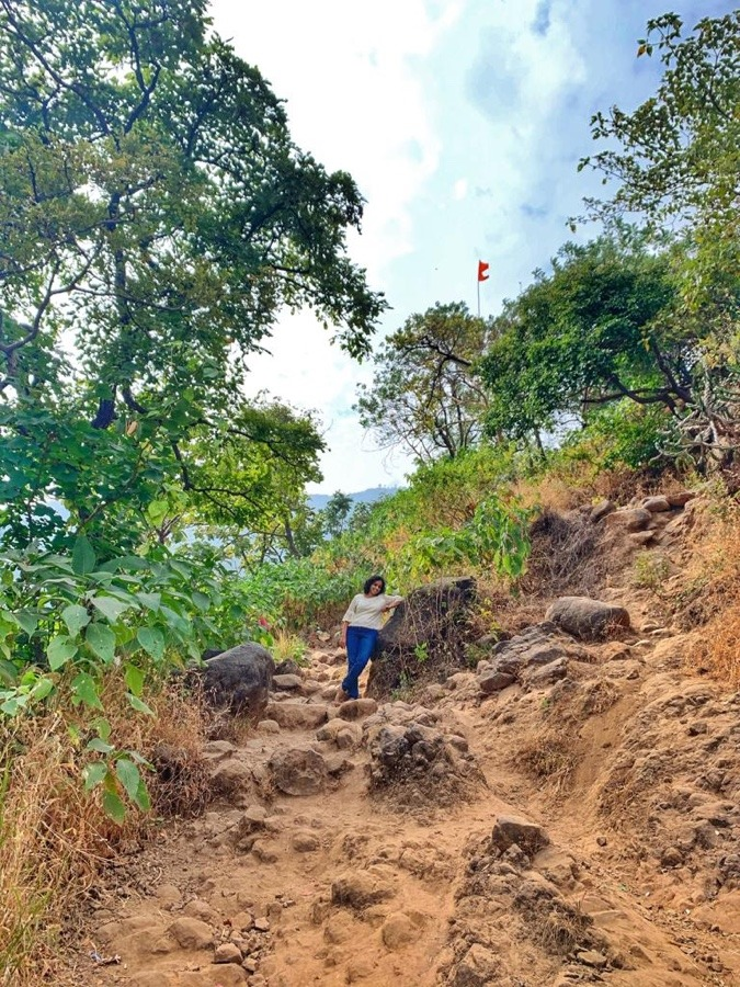 Hike to Sinhagad Fort