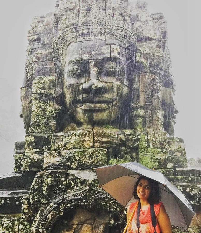 Guide for visiting Bayon Temple in Angkor Wat