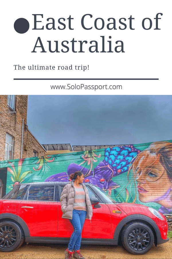 PIN for later reference - The ultimate road trip on the east coast of Australia