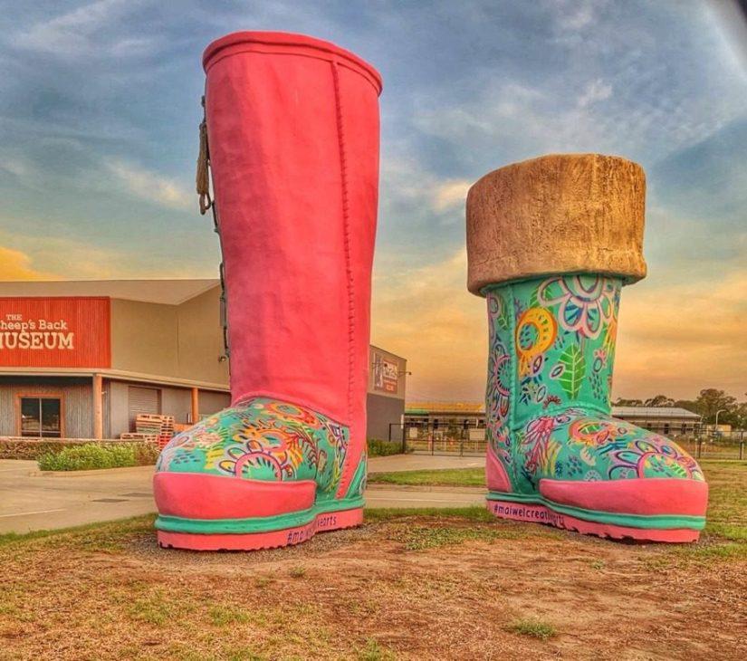 The Big Ugg Boots