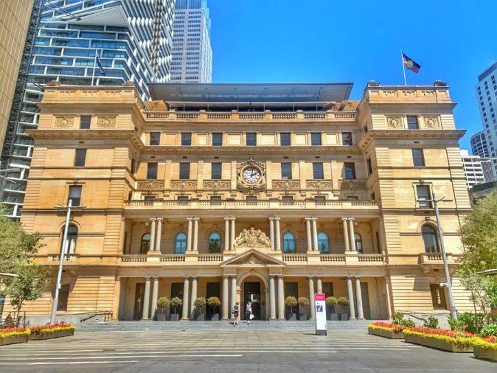 Sydney History Walk at the Rocks - Customs House