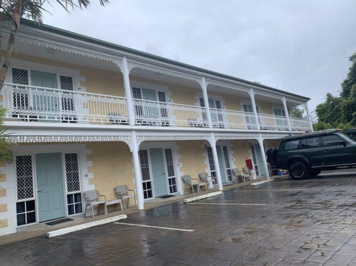 Wollongbar Motel at Byron Bay