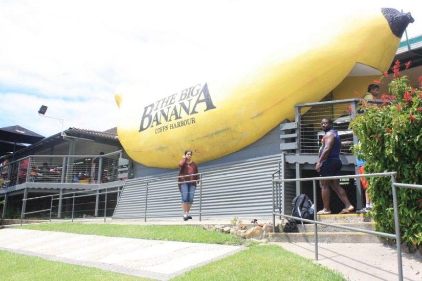 The Big Banana Coffs Harbour