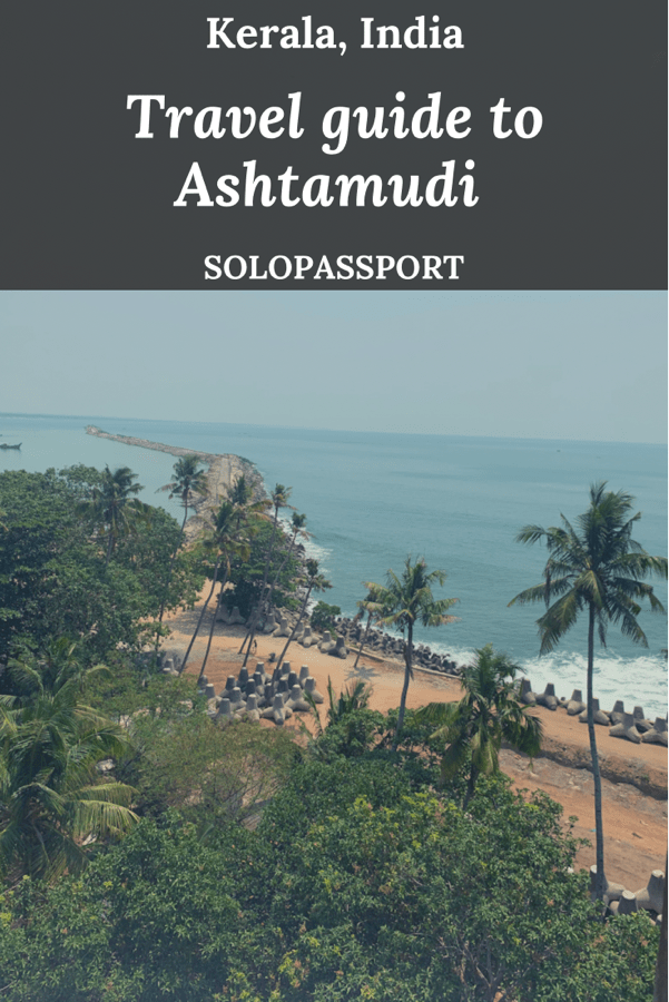 PIN for later reference - Travel guide to Ashtamudi
