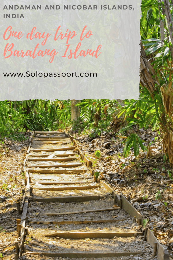PIN for later reference - One day trip to Baratang island from Port Blair