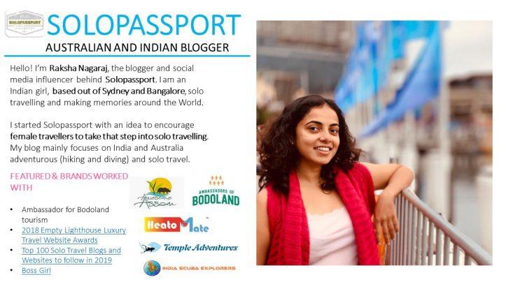 Solopassport media kit - Slide 1