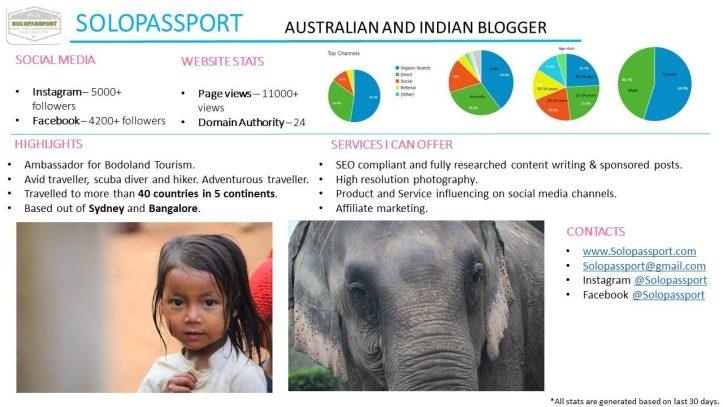 Solopassport media kit - Slide 2
