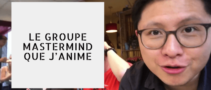 LE GROUPE MASTERMIND QUE J'ANIME | vlog #92