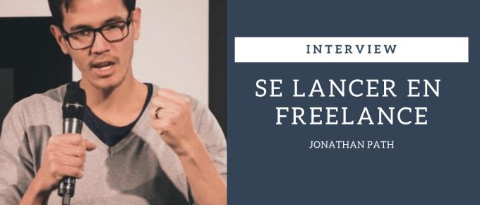 143. Devenir Freelance : Conseils pour se lancer par Jonathan Path