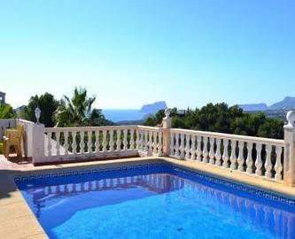 Moraira,Alicante,España,4 Bedrooms Bedrooms,3 BathroomsBathrooms,Pisos,10102