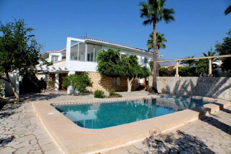 Alfaz del Pi,Alicante,España,5 Bedrooms Bedrooms,3 BathroomsBathrooms,Casas,16099