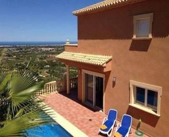 Pedreguer,Alicante,España,2 Bedrooms Bedrooms,4 BathroomsBathrooms,Chalets,16806