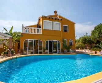 Orba,Alicante,España,4 Bedrooms Bedrooms,4 BathroomsBathrooms,Chalets,16886