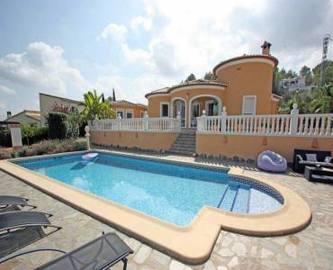 Orba,Alicante,España,3 Bedrooms Bedrooms,2 BathroomsBathrooms,Chalets,16925