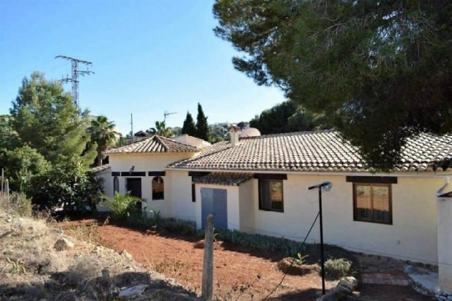 Dénia,Alicante,España,6 Bedrooms Bedrooms,4 BathroomsBathrooms,Chalets,16967