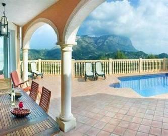 Pedreguer,Alicante,España,5 Bedrooms Bedrooms,4 BathroomsBathrooms,Chalets,17298