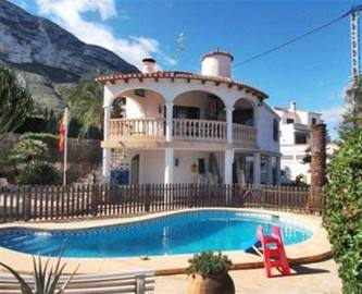 Dénia,Alicante,España,4 Bedrooms Bedrooms,4 BathroomsBathrooms,Chalets,17408