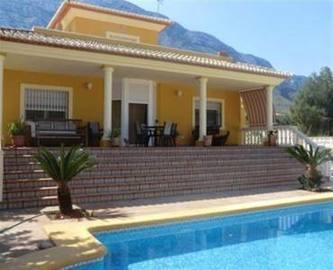 Dénia,Alicante,España,3 Bedrooms Bedrooms,4 BathroomsBathrooms,Chalets,17433