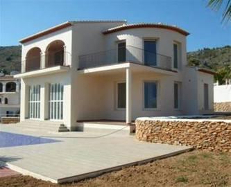 Javea-Xabia,Alicante,España,4 Bedrooms Bedrooms,4 BathroomsBathrooms,Chalets,17503