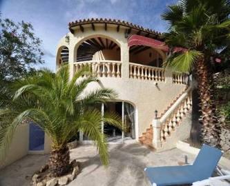 Benissa,Alicante,España,7 Bedrooms Bedrooms,6 BathroomsBathrooms,Chalets,18063