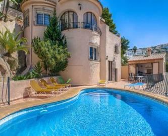 Moraira,Alicante,España,3 Bedrooms Bedrooms,3 BathroomsBathrooms,Chalets,18083