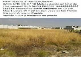 Amozoc,Puebla,México,Lotes-Terrenos,2826
