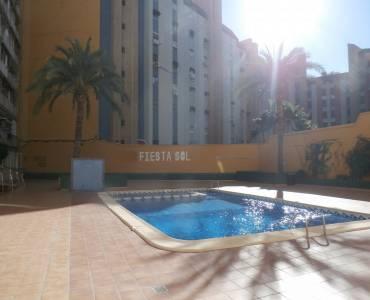 Benidorm,Alicante,España,1 Dormitorio Bedrooms,1 BañoBathrooms,Apartamentos,24322