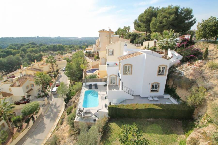 Campoamor,Alicante,España,6 Bedrooms Bedrooms,2 BathroomsBathrooms,Atico duplex,25145