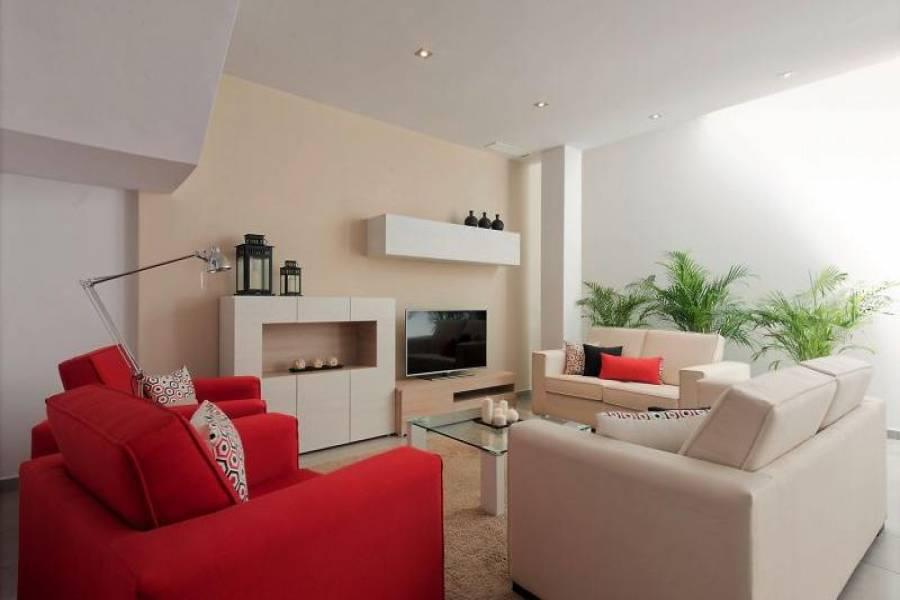 Gran alacant,Alicante,España,3 Bedrooms Bedrooms,2 BathroomsBathrooms,Atico,25339