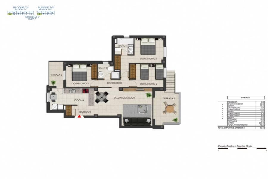 Polop,Alicante,España,2 Bedrooms Bedrooms,2 BathroomsBathrooms,Bungalow,25656