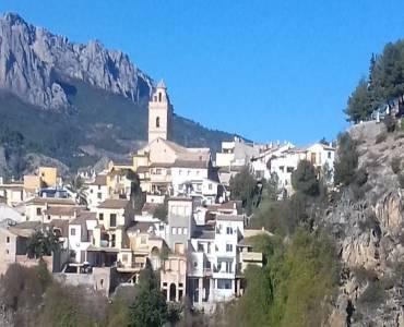 Polop,Alicante,España,Casas de pueblo,25844