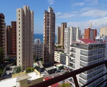 Benidorm,Alicante,España,1 Dormitorio Bedrooms,1 BañoBathrooms,Apartamentos,25873