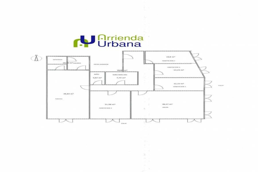 Elche,Alicante,España,4 Bedrooms Bedrooms,2 BathroomsBathrooms,Apartamentos,26635