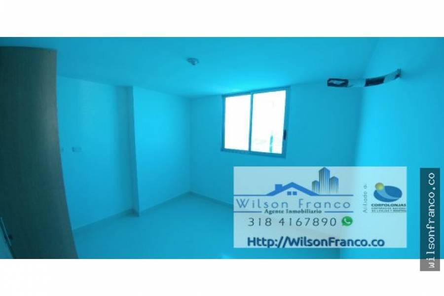 Cartagena de Indias,Bolivar,Colombia,4 Bedrooms Bedrooms,3 BathroomsBathrooms,Apartamentos,3414