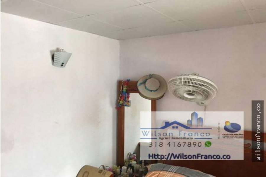 Cartagena de Indias,Bolivar,Colombia,2 Bedrooms Bedrooms,1 BañoBathrooms,Casas,3415
