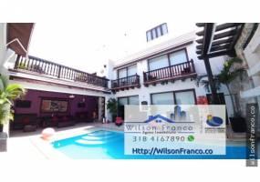 Cartagena de Indias,Bolivar,Colombia,6 Bedrooms Bedrooms,8 BathroomsBathrooms,Hoteles,3473