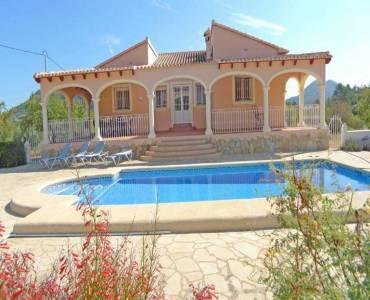 Parcent,Alicante,España,3 Bedrooms Bedrooms,2 BathroomsBathrooms,Chalets,29616