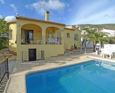 Alcalalí,Alicante,España,3 Bedrooms Bedrooms,2 BathroomsBathrooms,Chalets,29837