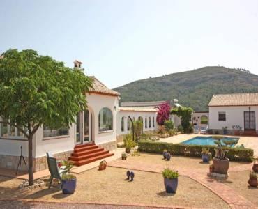 Murla,Alicante,España,3 Bedrooms Bedrooms,3 BathroomsBathrooms,Chalets,30292