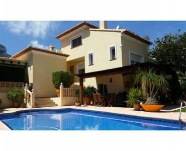 Dénia,Alicante,España,4 Bedrooms Bedrooms,4 BathroomsBathrooms,Chalets,30714