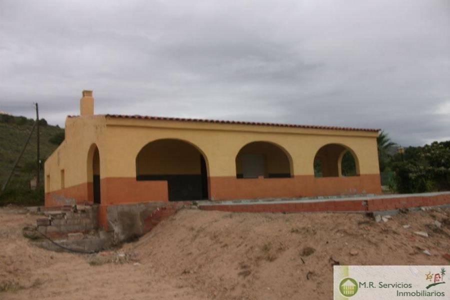 Sax,Alicante,España,3 Bedrooms Bedrooms,2 BathroomsBathrooms,Fincas-Villas,3762