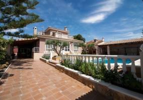 Ciudad Quesada,Alicante,España,5 Bedrooms Bedrooms,3 BathroomsBathrooms,Fincas-Villas,3869
