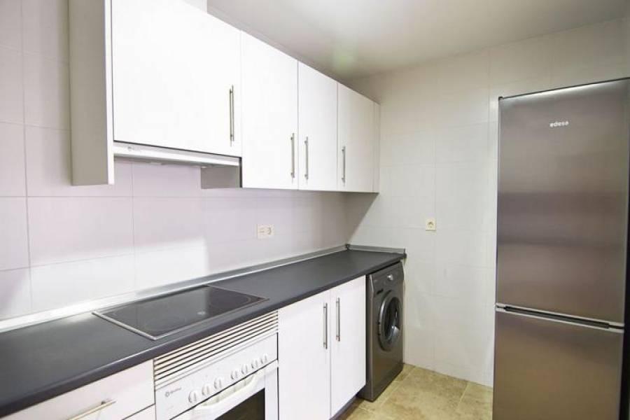Santa Pola,Alicante,España,2 Bedrooms Bedrooms,2 BathroomsBathrooms,Apartamentos,39383