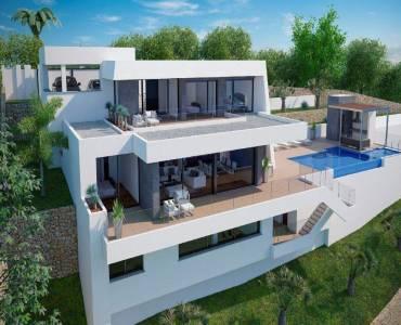 Benitachell,Alicante,España,3 Bedrooms Bedrooms,3 BathroomsBathrooms,Chalets,39602