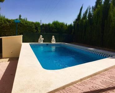 La Nucia,Alicante,España,2 Bedrooms Bedrooms,1 BañoBathrooms,Chalets,39811