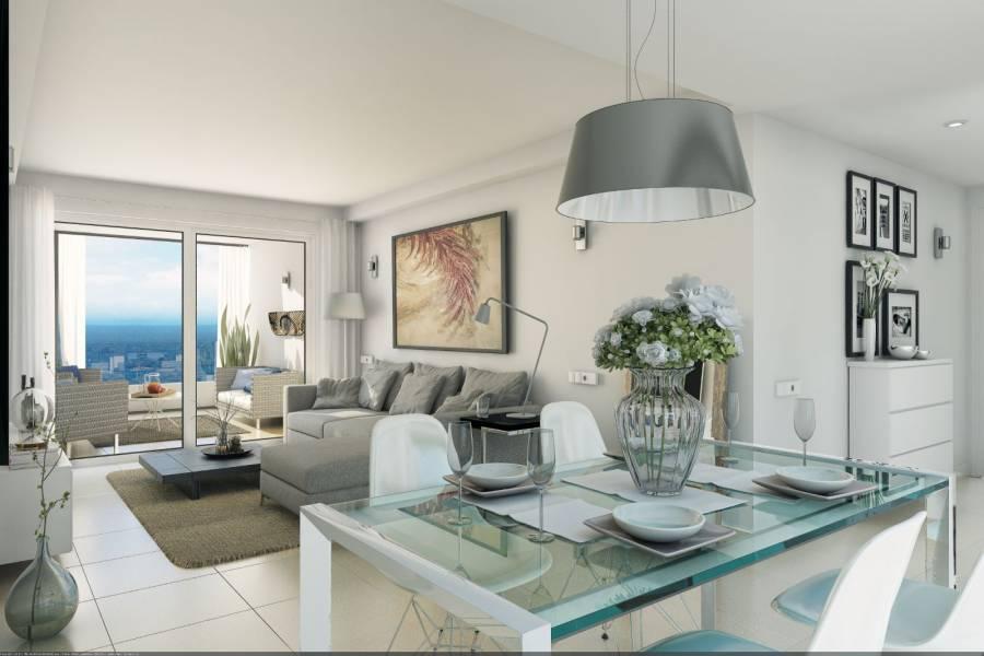 Torrevieja,Alicante,España,2 Bedrooms Bedrooms,2 BathroomsBathrooms,Apartamentos,40152