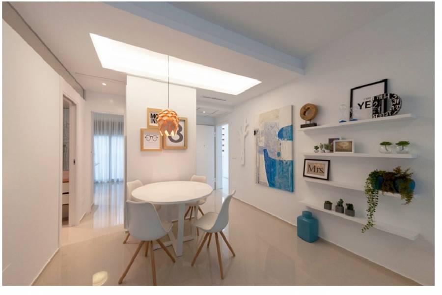 Guardamar del Segura,Alicante,España,2 Bedrooms Bedrooms,2 BathroomsBathrooms,Apartamentos,40155