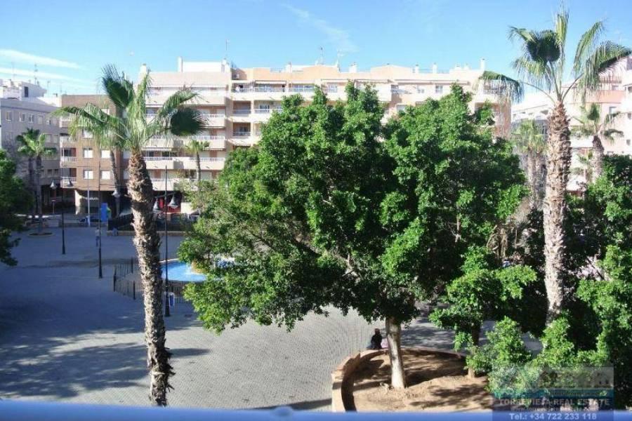 Torrevieja,Alicante,España,2 Bedrooms Bedrooms,1 BañoBathrooms,Apartamentos,40347