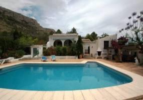 Jesus pobre,Alicante,España,3 Bedrooms Bedrooms,2 BathroomsBathrooms,Casas,40413