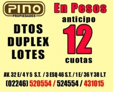 Mar del Tuyu,Buenos Aires,Argentina,2 Bedrooms Bedrooms,2 BathroomsBathrooms,Duplex-Triplex,2,40653